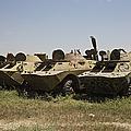 Brdm-2 Combat Reconnaissancepatrol by Terry Moore