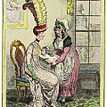 Breastfeeding, 18th-century Caricature by Miriam And Ira D. Wallach Division Of Art, Prints And Photographsnew York Public Library