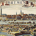 Bremen, Germany, 1719 by Granger