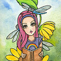 Brianna's Dragonflies by Nora Blansett