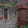 Brick And Stone England by David Kleinsasser