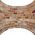 Brick Wall by Michal Boubin