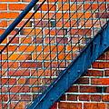 Bricks And Steel by Karon Melillo DeVega
