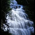 Bridal Falls by Attila Jacob Ferenczi