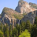 Bridalveil Falls by Lynn Bauer
