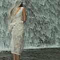 Bride Below Dam by Daniel Reed