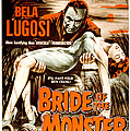 Bride Of The Monster, Bela Lugosi, 1955 by Everett