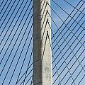 Bridge Abstract by John Greim