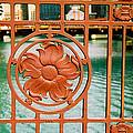 Bridge Detail by Claude Taylor