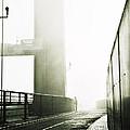 Bridge In Mist by Xenia Seurat