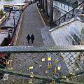 Bridge Of Locks by Tom Reynen