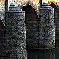 Bridge Pillars by Deborah  Crew-Johnson