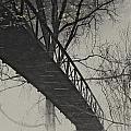 Bridge Reflection by Fran Gallogly