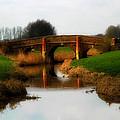 Bridge Reflection by Jessica Annalee