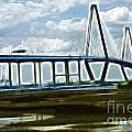 Bridge To Charleston by Darleen Stry