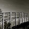 Bridge To The Falls by Jez C Self