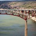Bridging The Canyon by Judy Hall-Folde