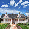 Brigham Young Forest Farm Home by Gary Whitton
