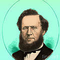 Brigham Young by Photo Researchers