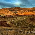 Brightly Painted Hills by Adam Jewell
