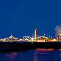 Brighton Palace Pier by Dawn OConnor