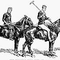 Brighton Polo Club, 1877 by Granger