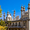 Brighton Royal Pavillion - England by Jon Berghoff
