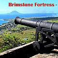 Brimstone Fortress Poster by Ian  MacDonald