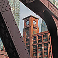 Britannica Building Chicago Illinois by Dave Mills