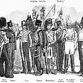 British Army, 1855 by Granger