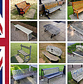 British Benches by Roberto Alamino