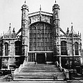 British Royalty. St. Georges Chapel by Everett
