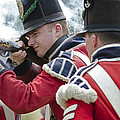 British Soldier Shooting by JT Lewis