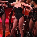 Britney Spears On Stage For The Circus by Everett