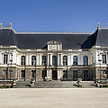 Brittany Parliament by Jane Rix