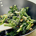 Broccoli Stir Fry by David Munns