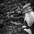 Broken Plastic Bottle by Natapol Chananuwong