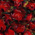 Broken Roses by Mathieu Lalonde