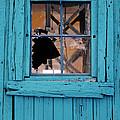 Broken Window by Jill Battaglia