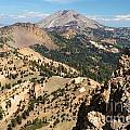 Brokeoff Mountain Peak by Adam Jewell