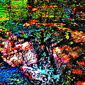 Brook Texture 133 by George Ramos