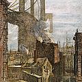 Brooklyn Bridge, 1882 by Granger