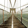 Brooklyn Bridge by Ixefra