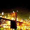 Brooklyn Bridge by Joseph Contello