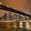 Brooklyn Bridge by Ken Marsh