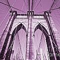 Brooklyn Bridge by Luciano Mortula