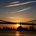 Brooklyn Sunrise by Bill Cannon