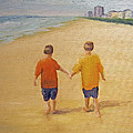 Brothers by Robin Chaffin
