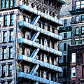 Brownstone by Bill Cannon