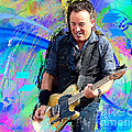 Bruce Springsteen by Donald Pavlica